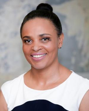 Portia Derby - Transnet Group Chief Executive